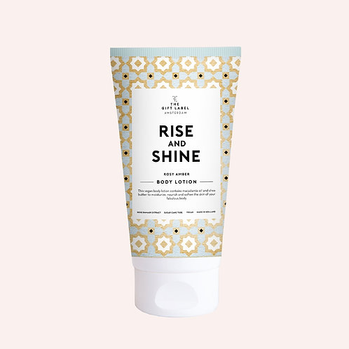 Body lotion 150ml Rise and shine
