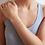 Thumbnail: Armband Linea gold