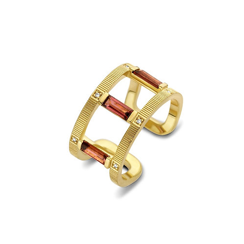 Cleo Ring Gold