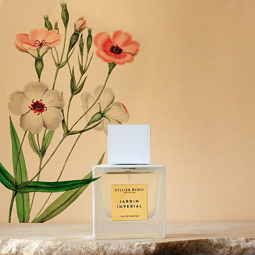 Eau de parfum Jardin imperial 100ml