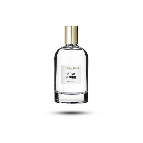 Eau de parfum 100ml Musc pivoine vrouwen