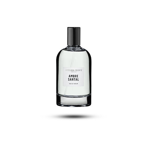 Eau de parfum 100ml Ambre santal heren