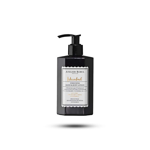 Hand & body lotion 250ml Istanbul