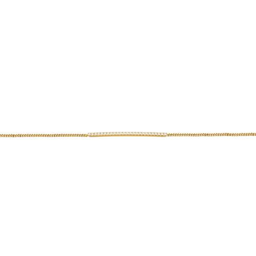 Armband Linea gold