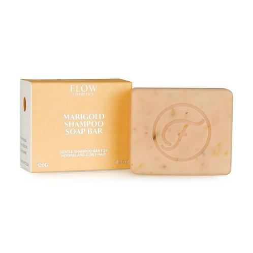 Shampoo bar Marigold Vegan - Voor normale en krullend haar