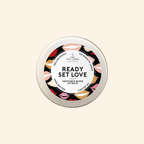 Lip Balm Ready set love