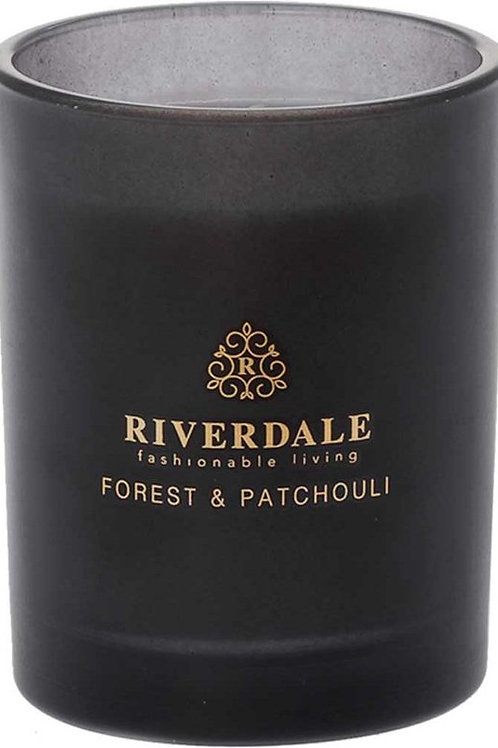 Geurkaars Riverdale Forest & Patchouli Small