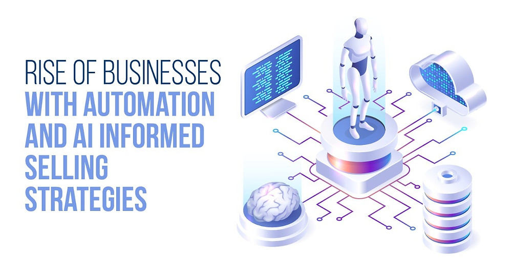 Rise of businesses with AI and automation