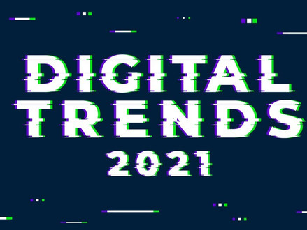 Digital trends of 2021: A good factor for economic growth