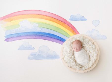 Baby Elijah - Warrnambool Baby Photographer