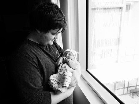 Fresh 48 with Baby Jaegar - Life In Focus Photography