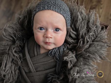Boy, oh Boy! - Warrnambool Newborn Photographer