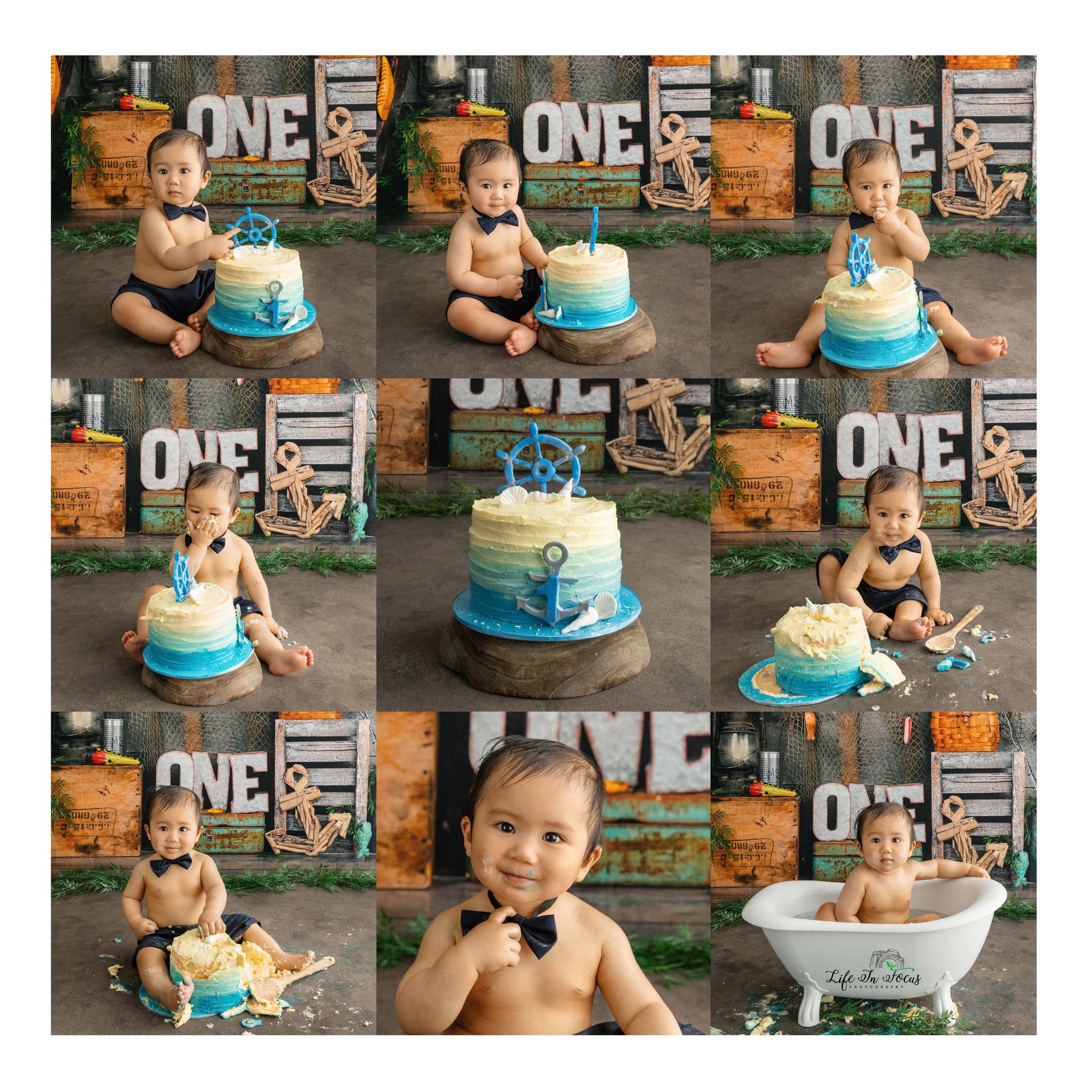 Warrnambool Cake Smash