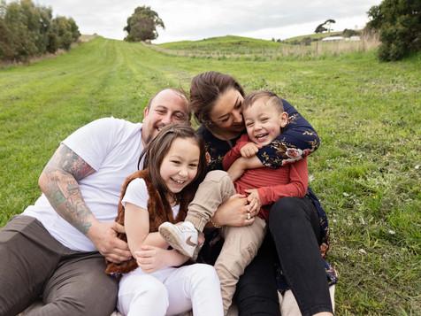 Family Photographer in Warrnambool