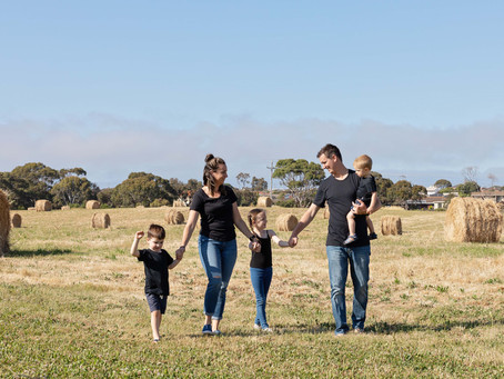 Family Time - Life In Focus Photography