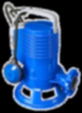 Electrobombas, Zenit, drenaje, triturador
