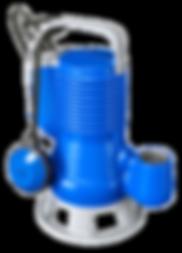 Electrobombas, ZENT, blue, achique, drenje