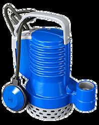 Electrobombas, ZENIT, blue, drenaje