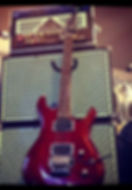 Lindy Day - My BFF - Joe Satriani Signature JS-100 Ibanez guitar - Codename: FEAR