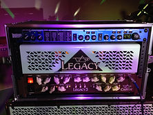 Lindy Day - Carvin/Steve Vai Legacy 3 Half-stack System with Lexicon FX