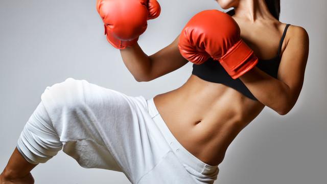 キックボクシングエクササイズ レディースコース
