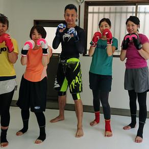 大田区 糀谷 萩中にキックボクシングエクササイズジムオープン!!