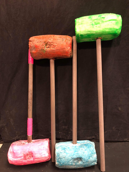 IN Stock UV Mayhem MALLET