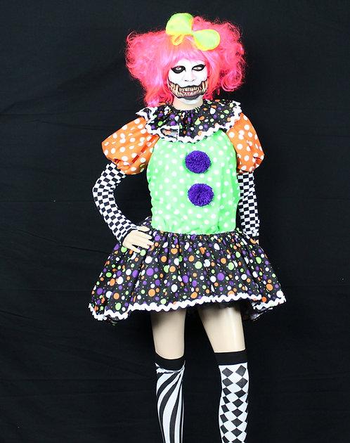 Bubbles (Lady Clown)