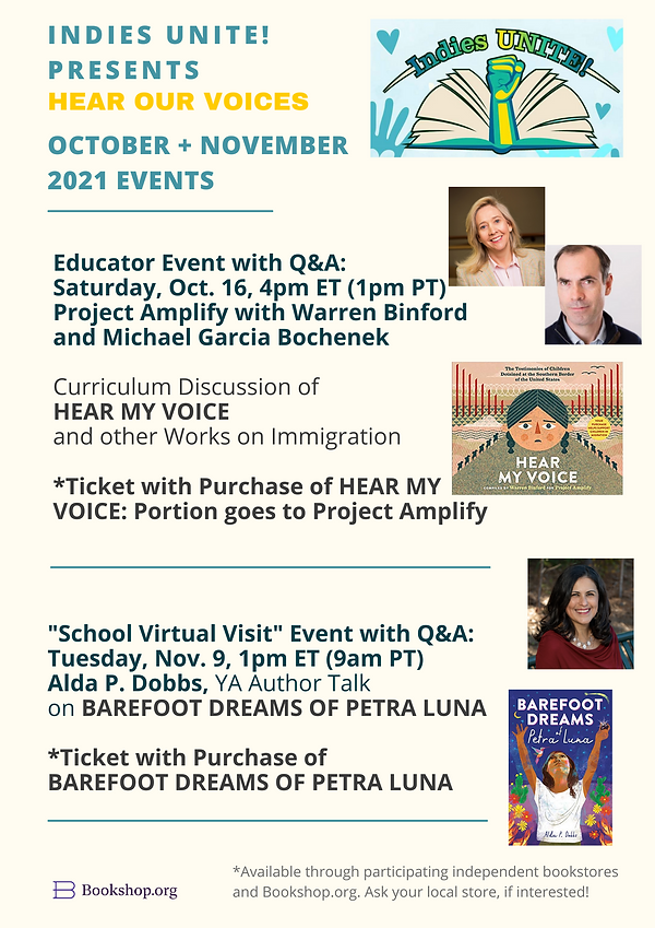 October and November Events Only_Indies Unite Fall Series Poster.png