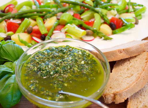 Salsa cappon magro - Cappon magro Sauce