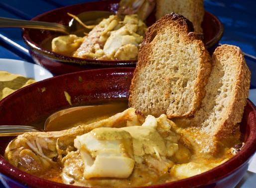 Zuppa di pesce - Fish soup
