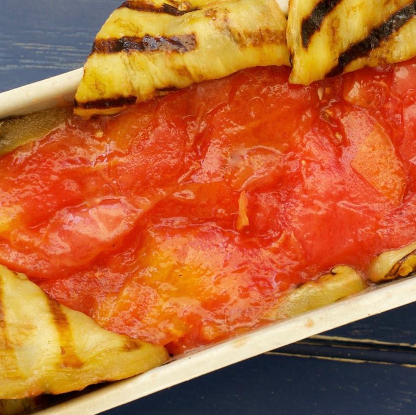 Terrina di pomodori e melanzane #2