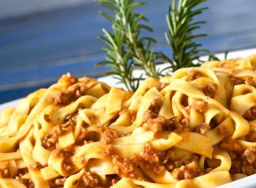 Ragu di carne - Bolognese sauce