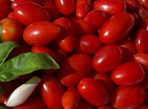 Salsa vergine - Virgin sauce