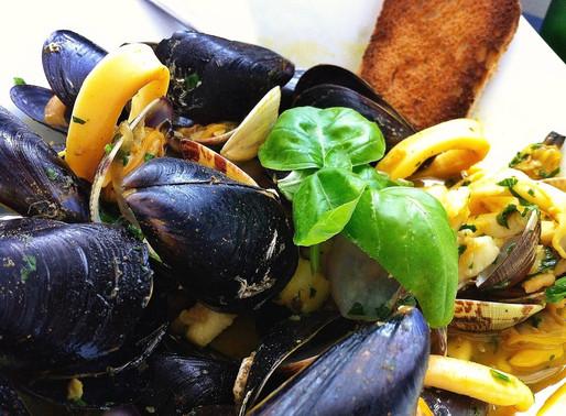 Zuppetta di pesce speziata - Seasoned fish soup