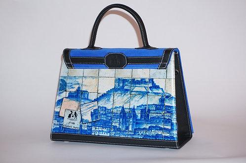 Marquise daim bleu roy & Mosaïque      5835