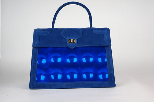 "Médicis daim bleu ""Hologrammes bleus""8791"