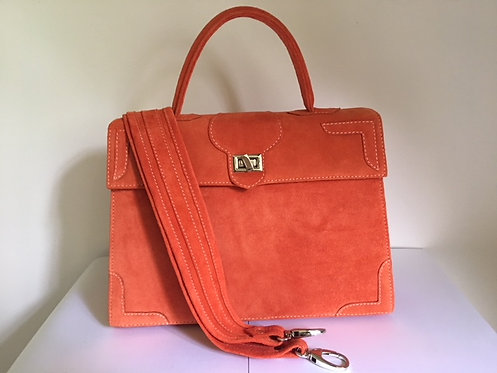 Marquise daim orange 3610