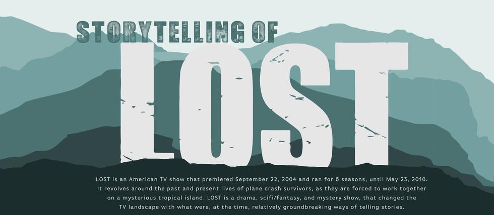Storytelling of Lost