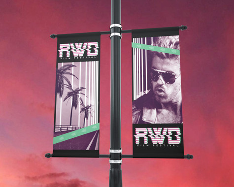 RWD Alternate Signage