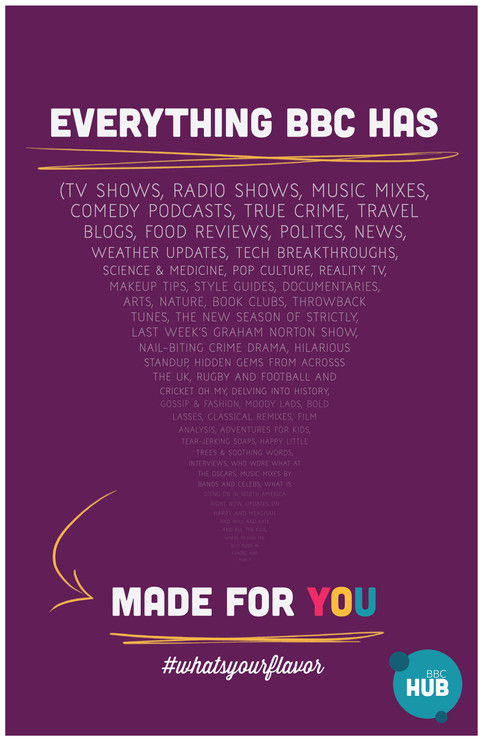 BBC: Made for You