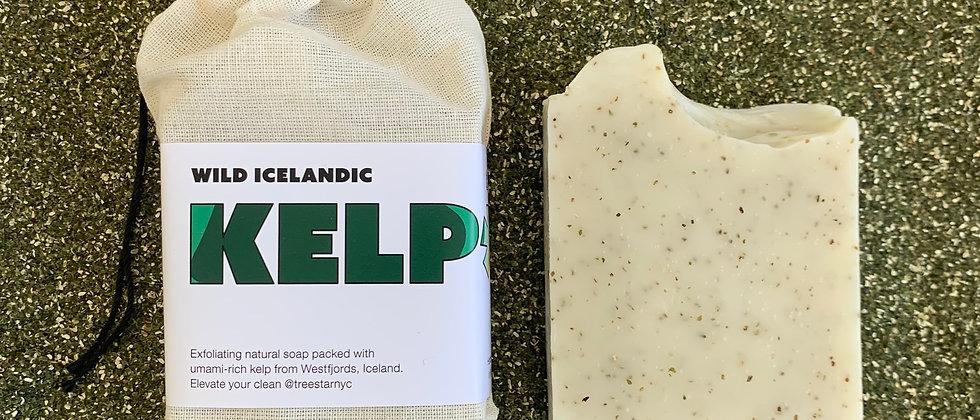 Icelandic Kelp Soap - collab w/Burlap & Barrel