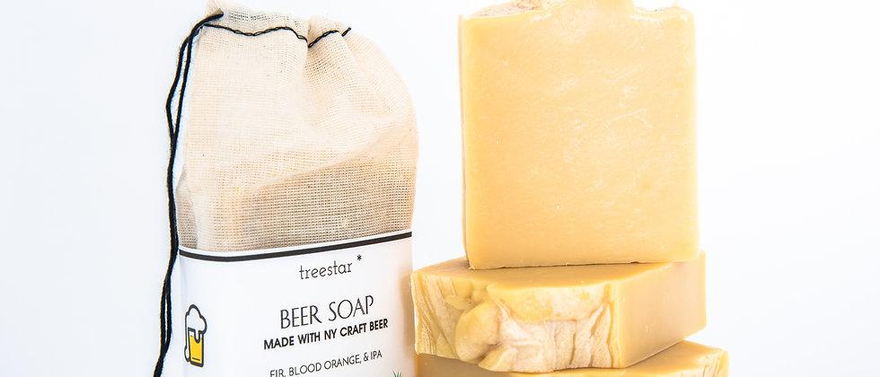 Foamy Beer Soap