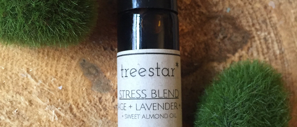 Stress Essential Oil Roller