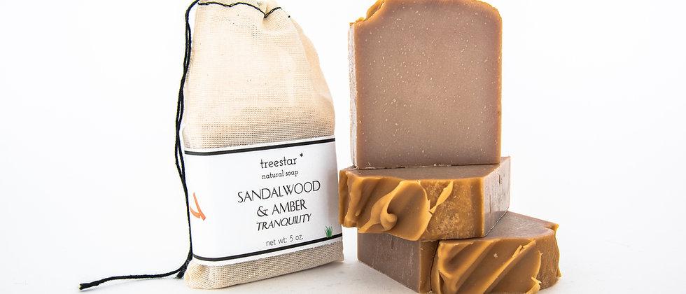 Sandalwood + Amber