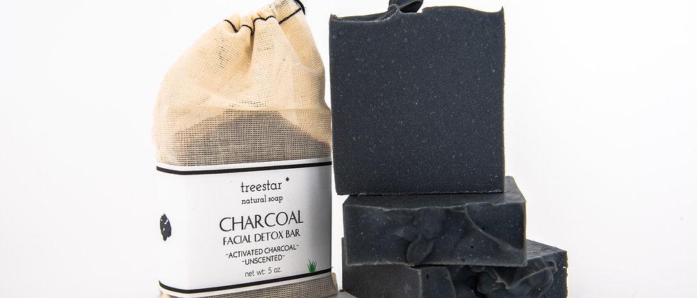Charcoal Facial Detox Bar