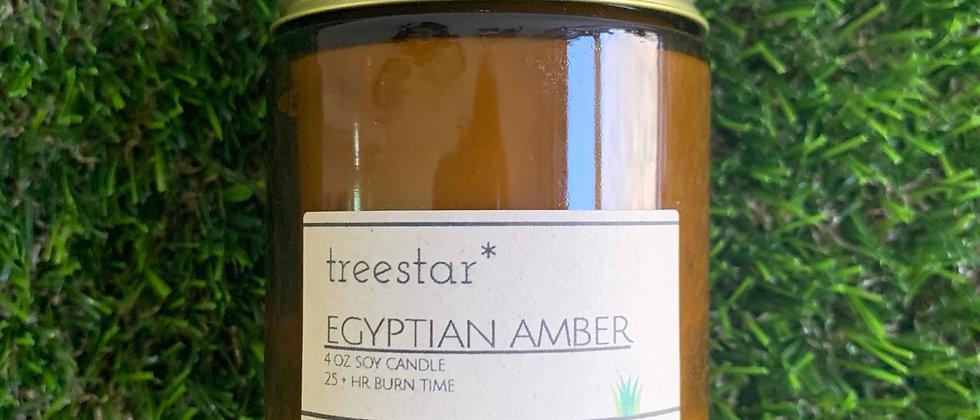 Egyptian Amber - Citrus + Sandalwood + Vanilla