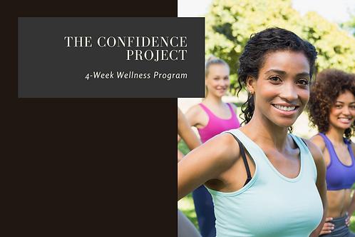 The Confidence Project 4-Week Wellness Program