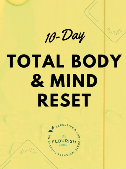 10-Day Total Body and Mind Reset
