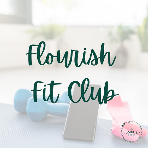 2021 Flourish Fit Club Basic Membership